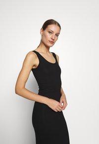 Modström - TULLA LONG - Jersey dress - black - 3