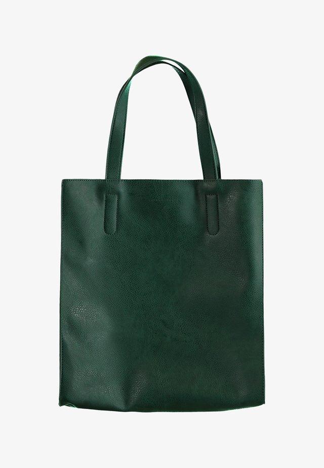 Shopper - dark green