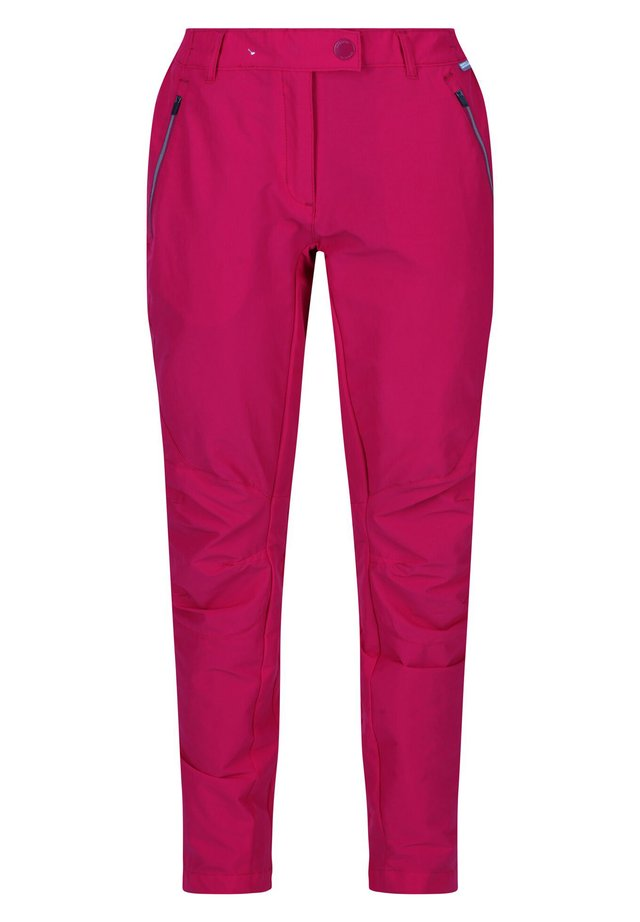 HIGHTON  - Outdoor trousers - dark cerise