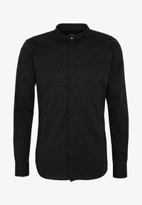 Tigha - OLE STRETCH - Overhemd - black - 4