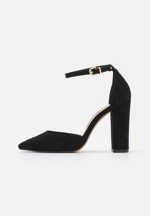 SUSAN - Classic heels - black
