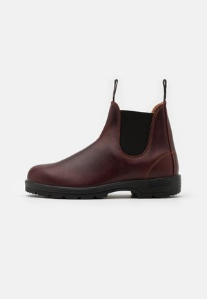 CLASSIC - Classic ankle boots - redwood