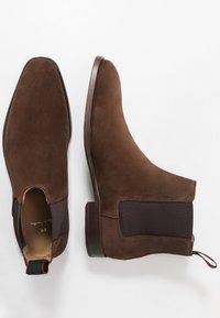 PS Paul Smith - GERALD - Kotníkové boty - chocolate - 1