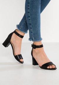 Clarks - DEVA MAE - Sandals - black - 0
