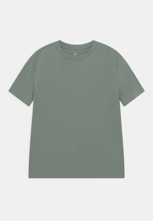 BOY SHORT SLEEVE TEETEEN - Basic T-shirt - sage