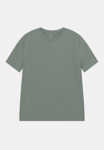 BOY SHORT SLEEVE TEETEEN - T-shirts basic - sage