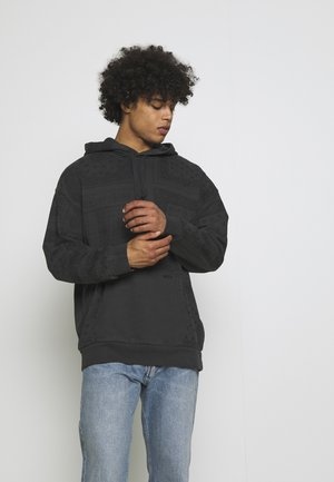 BANDANA POP OVER HOODIE UNISEX - Sweater - blacks