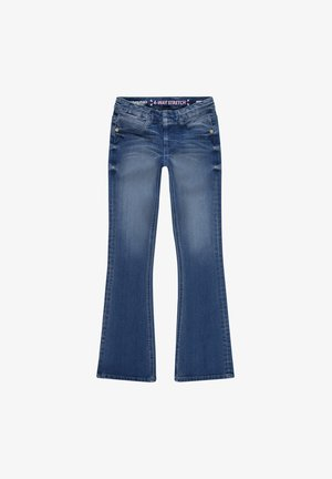 BRITNEY - Flared Jeans - electric blue