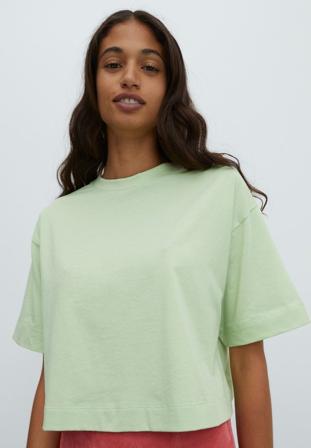 SILA - Basic T-shirt - mint