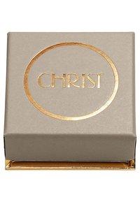 CHRIST - Earrings - gold-coloured - 2