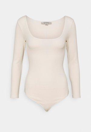 JAMIE BODYSUIT - Pitkähihainen paita - white