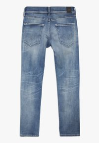 Replay - HYPERFLEX STRECH  - Jeans Skinny Fit - light blue denim - 1