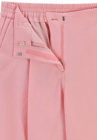BOSS - Trousers - pink - 5
