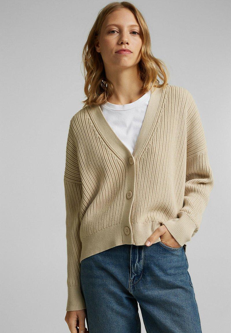 edc by Esprit - COO - Cardigan - beige