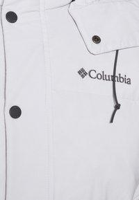 Columbia - ROCKFALL JACKET - Gewatteerde jas - nimbus grey - 7
