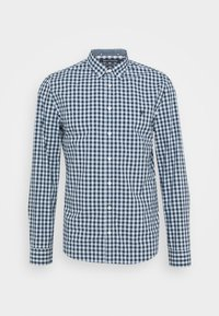 BUTTON DOWN LONG SLEEVE INSERTED - Košile - multi/airblue