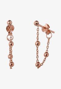 Violet Hamden - Earrings - roségold - 1