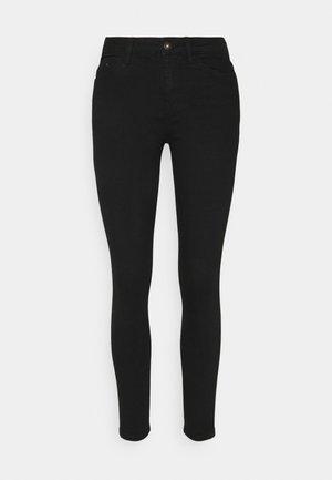 Skinny džíny - black rinse