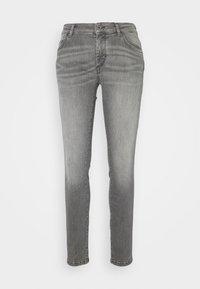 Marc O'Polo - ALBY SLIM - Slim fit jeans - grey wash - 0
