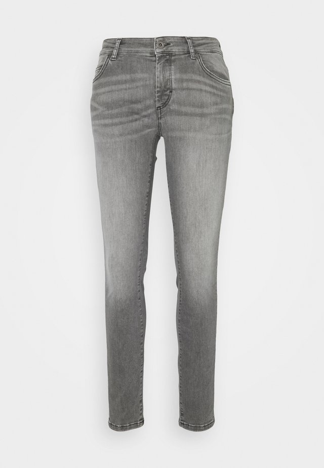 ALBY SLIM - Džíny Slim Fit - grey wash