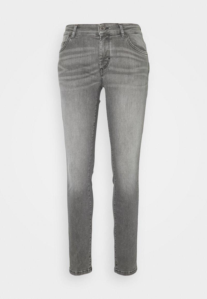 Marc O'Polo - ALBY SLIM - Slim fit jeans - grey wash