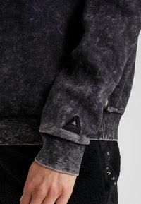 Reebok - OVERSIZED COVER UP - Sweater - black - 3
