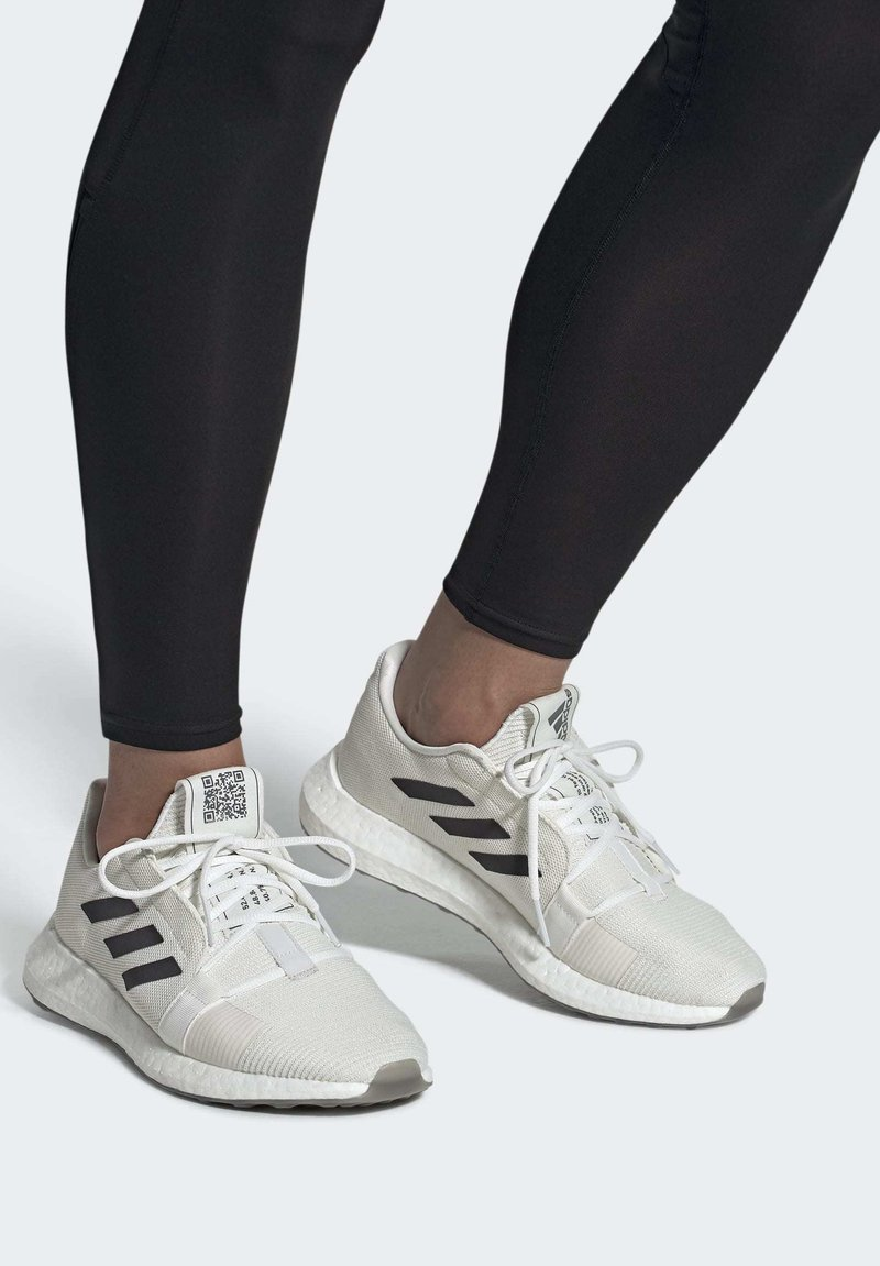adidas Performance - SENSEBOOST GO SHOES - Neutral running shoes - white