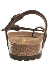 Birkenstock - MAYARI - T-bar sandals - mocca - 1