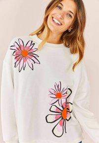 Lieblingsstück - UTINAL - Sweatshirt - offwhite - 2