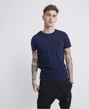 VINTAGE  - T-shirt z nadrukiem - navy blue feeder