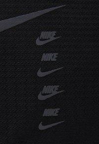 Nike Performance - DUFF UNISEX - Sports bag - black/black/black - 3