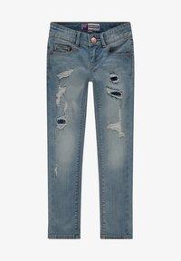 RAIZZED - Jeans Skinny Fit - mid blue stone - 2