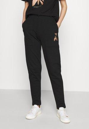 PANTS - Spodnie treningowe - nero