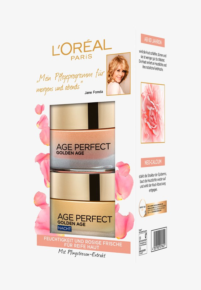 AGE PERFECT GOLDEN AGE TAG UND NACHT GESICHTSPFLEGE - Set de soins du visage - -