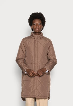 SLFNADDYQUILTED COAT - Cappotto classico - caribou