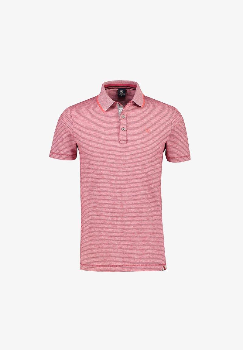 LERROS - Polo shirt - rose hip red