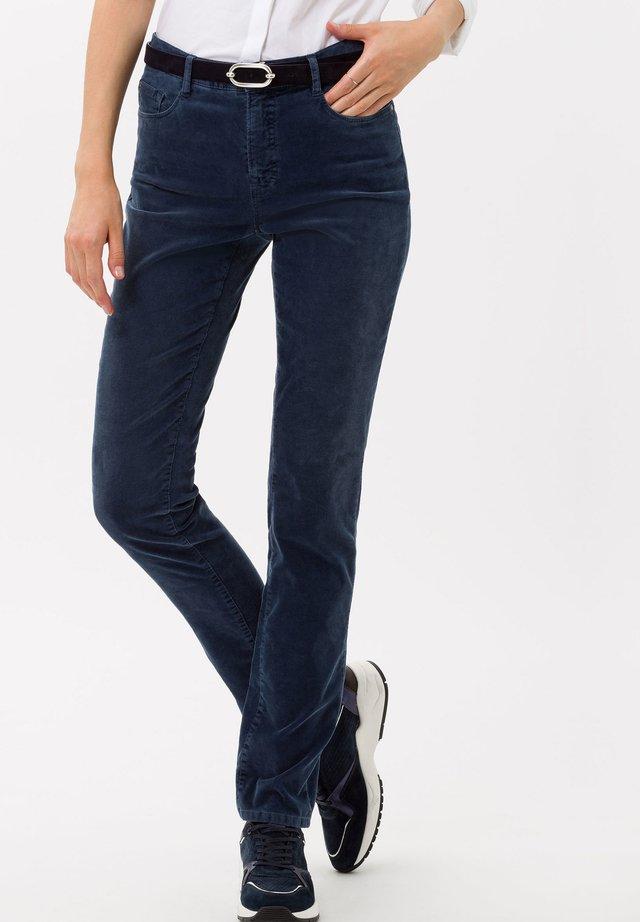 STYLE MARY - Pantalon classique - vintage blue