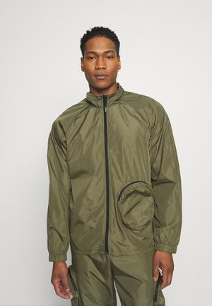 ONSBENTON FULL ZIP  - Summer jacket - olive night