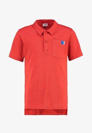 YACOBS - Polo shirt - red