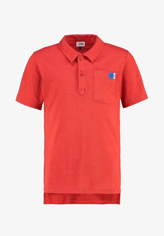 YACOBS - Polo - red
