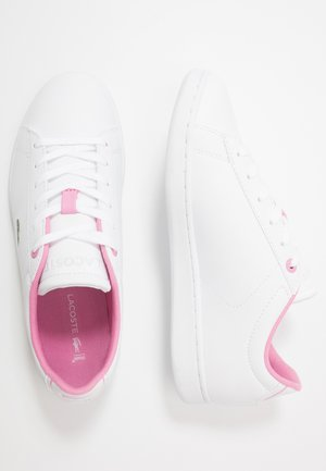 CARNABY EVO - Sneakers laag - white/light pink