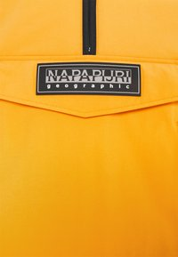Napapijri The Tribe - RAINFOREST TAIKA UNISEX - Windbreaker - yellow solar - 3
