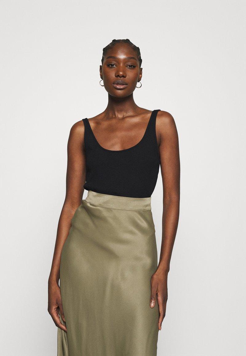Selected Femme - SLFANNA TANK - Top - black