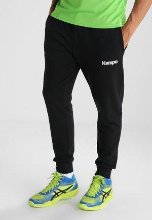 CORE 2.0 MODERN PANTS - Trainingsbroek - black
