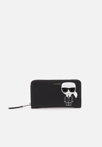 IKONIK ZIP WALLET - Wallet - black