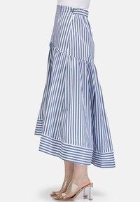 HELMIDGE - A-line skirt - hellblau - 3