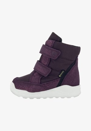 Vinterstøvler - purple