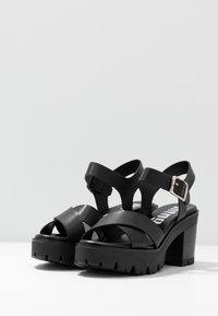 mtng - SABA - High heeled sandals - black - 4