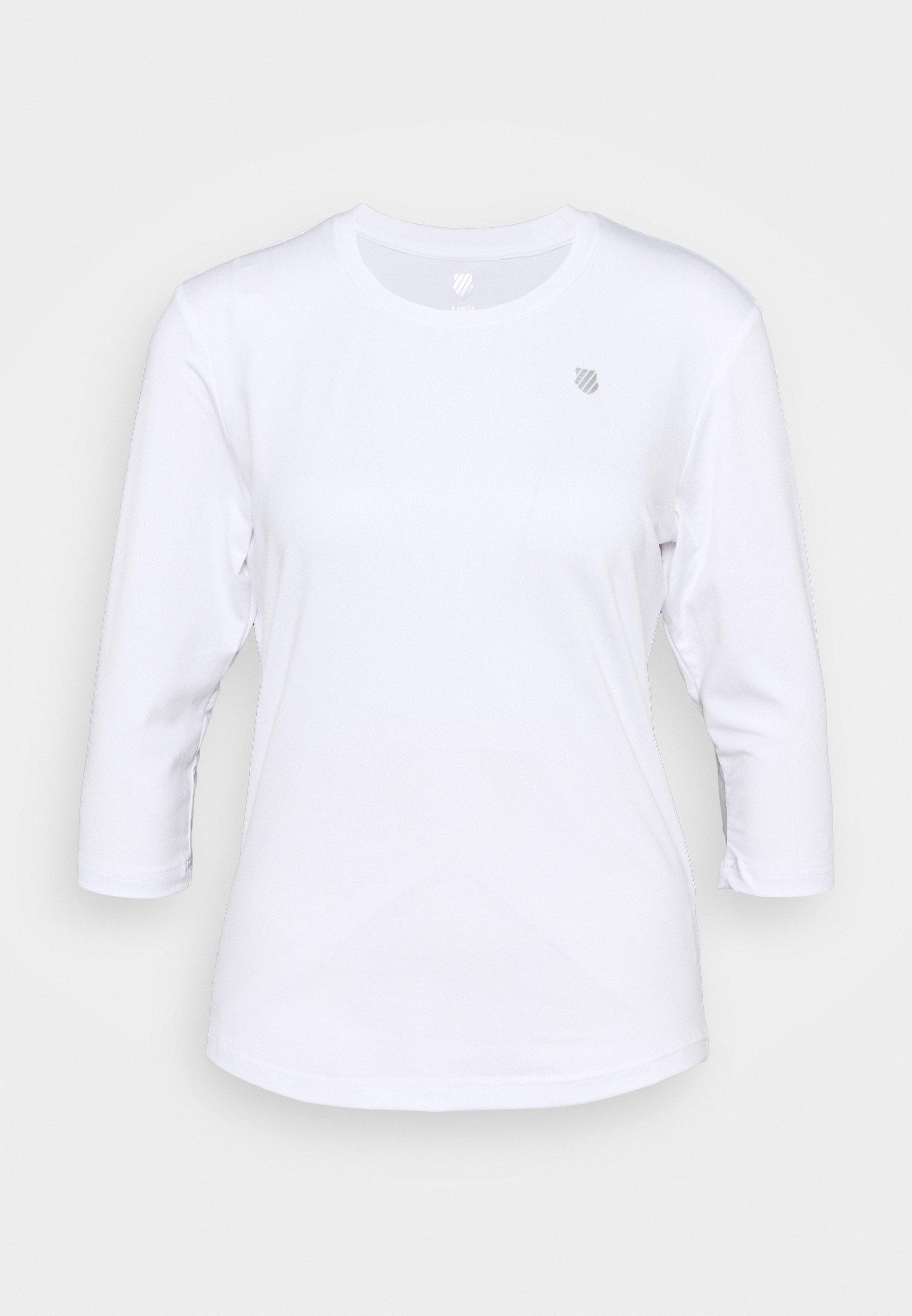 Femme HYPERCOURT LONG SLEEVE - T-shirt à manches longues