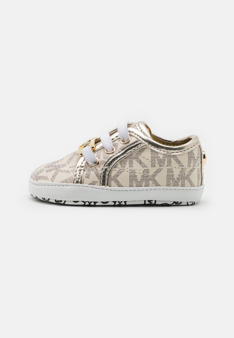 MICHAEL Michael Kors - BABY BORIUM - First shoes - vanilla